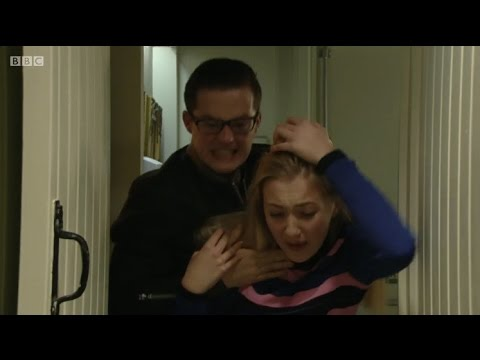 EastEnders - Ben Flushes Louise's Head Down The Toliet