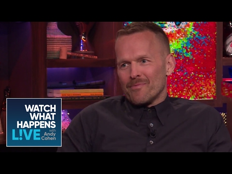 Bob Harper Says One Person Didn't Reach Out From 'The Biggest Loser' After His Heart Attack | WWHL