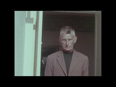 "Samuel Beckett - ""Mute"" Interview for Swedish Television - 1969"