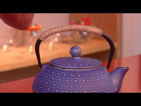 Tea Market - Preparación de un blend de té blanco y té verde. Sommelier de té Santiago Solórzano