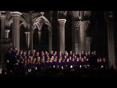 "St. Olaf Choir - ""Even When He Is Silent"" - Kim André Arnesen"