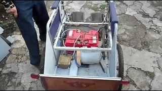 инвалидная коляска с электромотором своими руками(также подойдет и для пожелых людей., 2013-10-11T09:21:56.000Z)