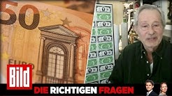 Neuer 50-Euro-Schein - Geld nicht sicher und leicht zu fälschen