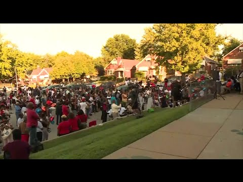 Vigil For Murdered St. Louis Children Is Also A Call For Action