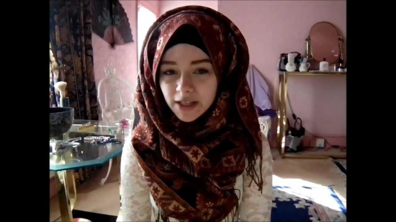 See New Channel At Userhijabonitaa Hijab Tutorial -5447