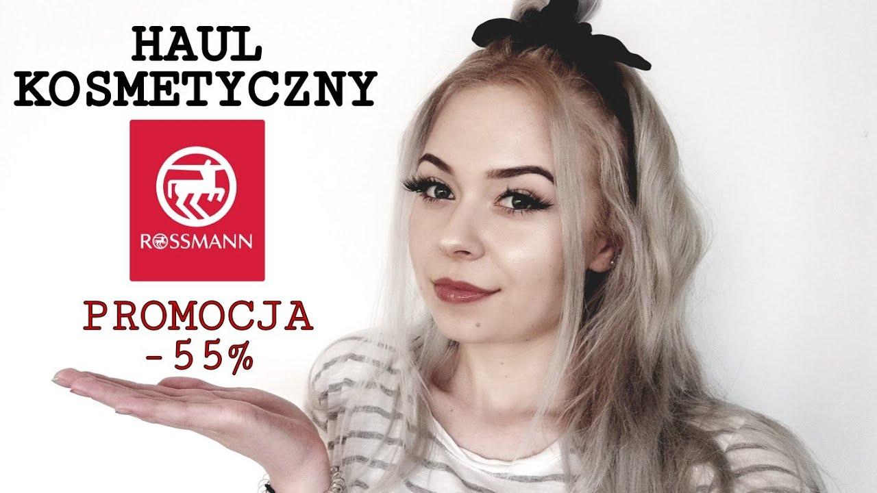 HAUL ROSSMANN | Promocja -55%