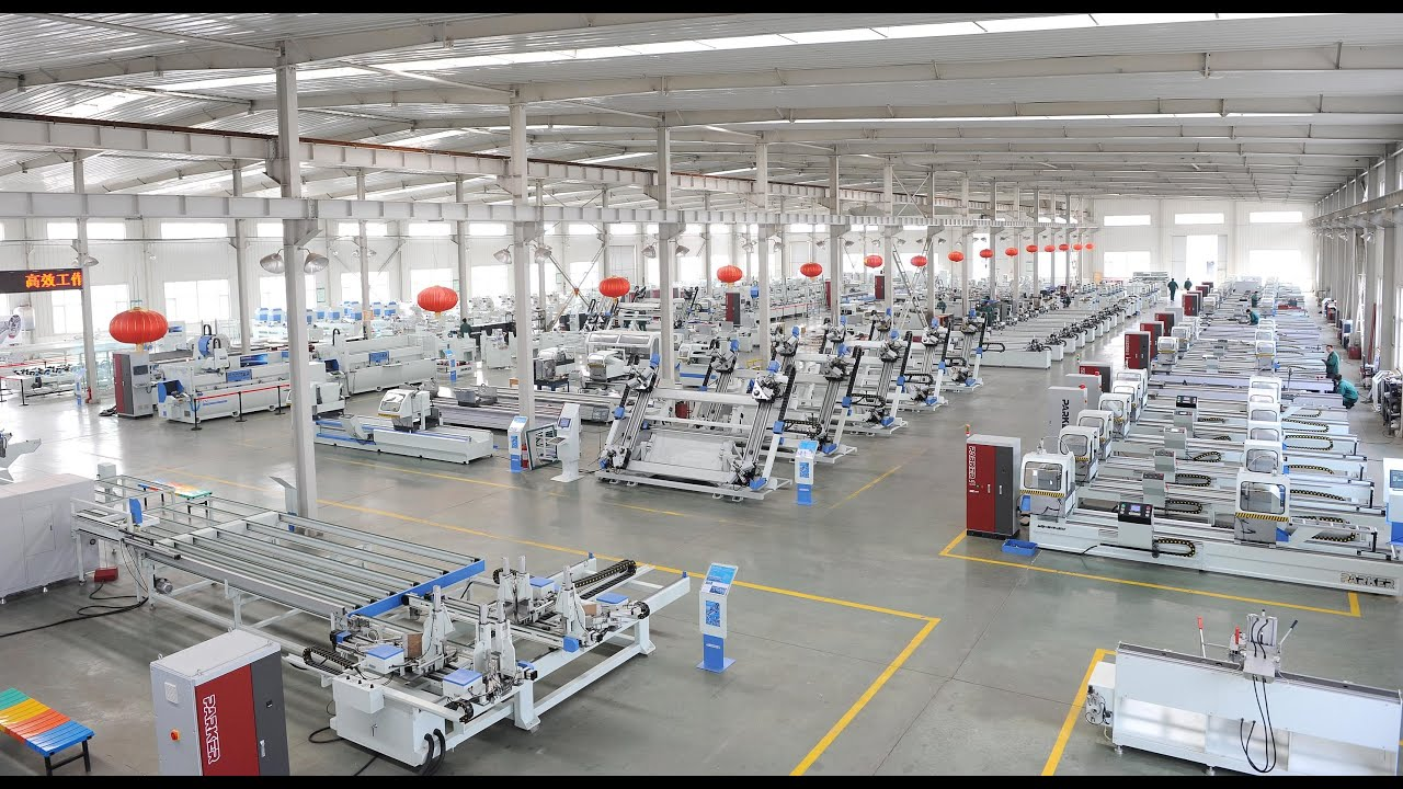 machine manufacturers