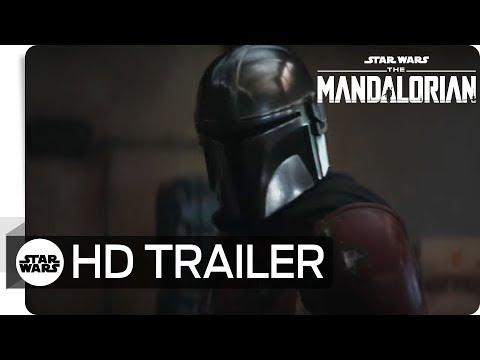 THE MANDALORIAN – Offizieller Trailer // Disney+ | Star Wars DE