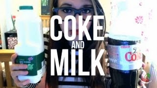 One of Cherry Wallis's most viewed videos: Coke and Milk