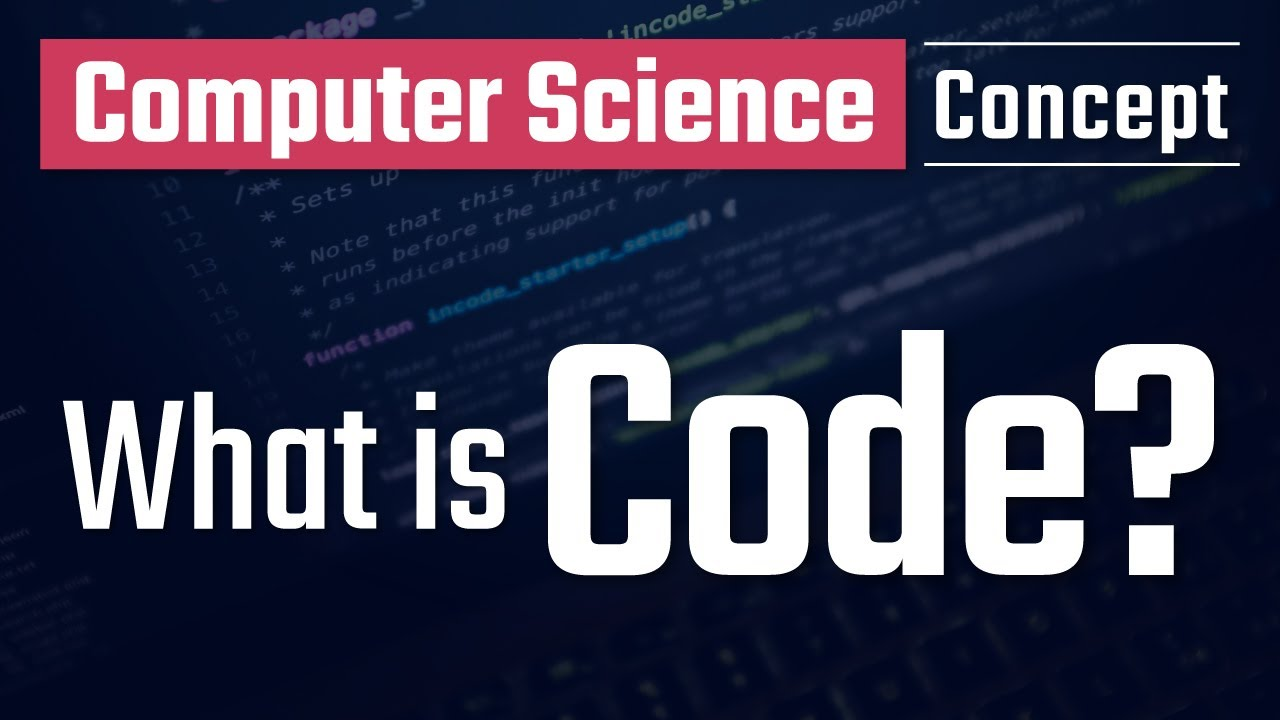 What is code? 77