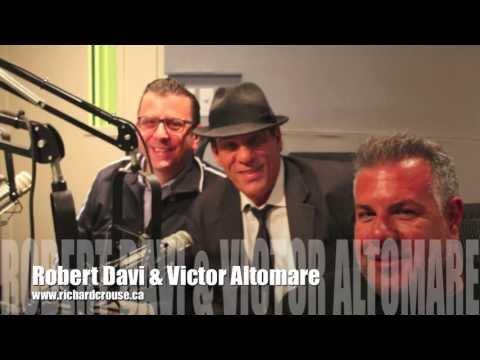 Robert Davi & Victor Altomare Interview