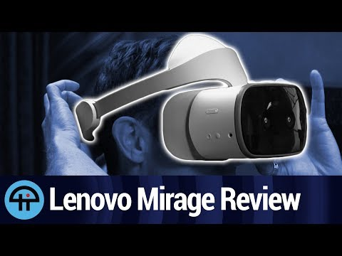 Lenovo Mirage Solo Review - Google Daydream Standalone VR Headset