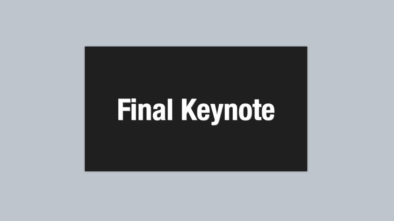 Dsd keynote tutorial portuguese 2 1 feipe saliba youtube.