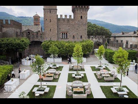 Michele & Liliana - Wedding day - Castello lancellotti | Sara D'Angelo WP