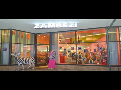 ZAMBEZI BAZAAR STORE INTRO WALK-THRU HD