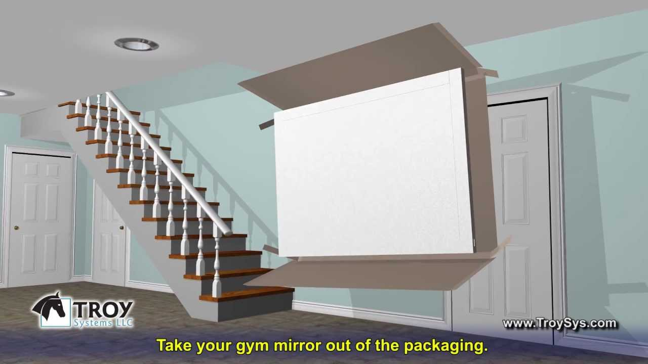 Installing gym mirrors custom mirrors for yoga studios home installing gym mirrors custom mirrors for yoga studios home gyms and martial art studios youtube amipublicfo Choice Image