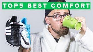 UNISPORT | TOP 5 MOST COMFORTABLE FOOTBALL BOOTS