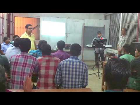 (ഹിന്ദി ) Hindi Outreach Programme - Life Fellowship, Thiruvananathapuram 005