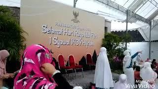 Suasana Lebaran di KBRI Singapore