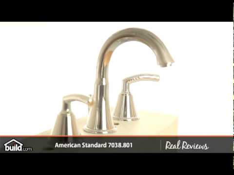 American Standard Brands: Overview Of The Tropic Widespread Bath Faucet