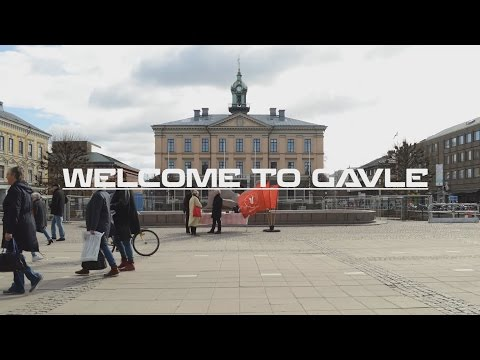 Welcome to Gävle, Sweden | Time-lapse