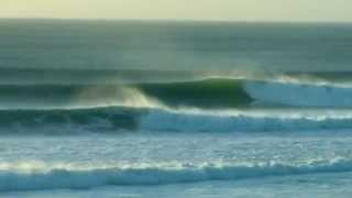 Big Swell in J-Bay, March 2014 - Locals Shredding it Up!