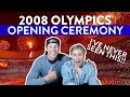 MY FIRST TIME SEEING THE 2008 BEIJING OPENING CEREMONIES! | Shawn Johnson