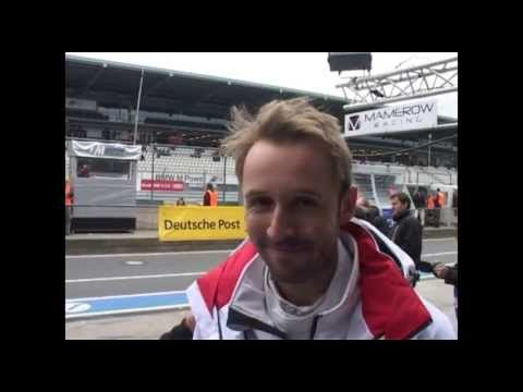 René Rast|Audi R8 LMS ultra |Prosperia-C. Abt Team Mamerow |2. Quali|ADAC Zurich 24h-Rennen 2013