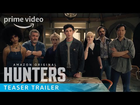 Hunters - Official Teaser Trailer I Prime Video