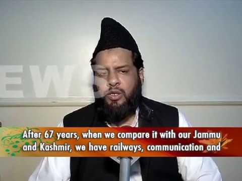 Pakistan-Occupied Kashmir Wants to be Part of India: Dehlavi - Kashmir News