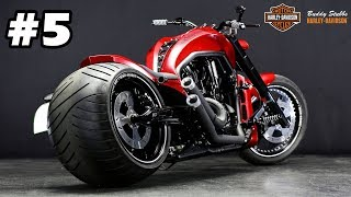 5 สุดยอดมอเตอร์ไซด์ Custom  สายโหด ที่โคตรเท่ห์ ที่สุดในโลก # 5 Most Insane Motorcycles In The World