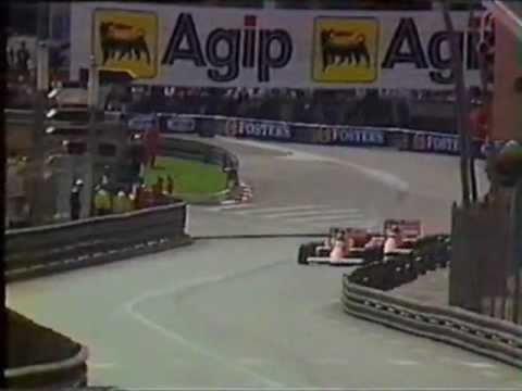 Senna vs Prost - 1989 Monaco Grand Prix