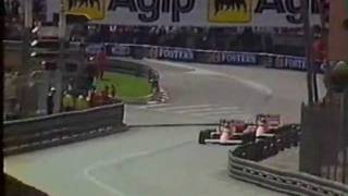 Senna vs Prost - 1989 Monaco Grand Prix