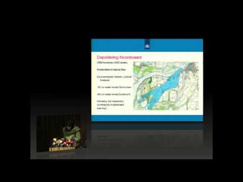 Water, Planning, Adaptation, and Collaboration for Climate Change - Renée Jones-Bos