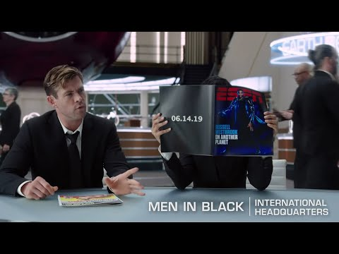 MEN IN BLACK - NBA Finals Spot - Teaser