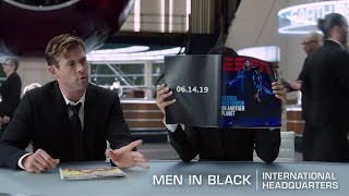 MEN IN BLACK: INTERNATIONAL - NBA Finals Spot - Teaser