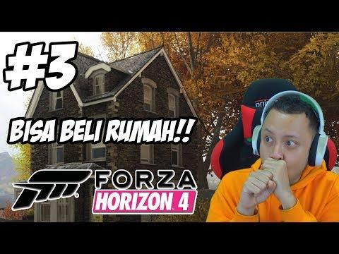 Forza Horizon 4 Bisa Beli Rumah !! - Forza Horizon 4 Indonesia #3