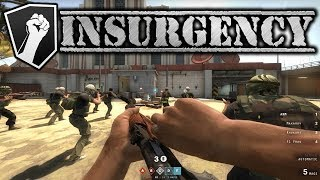 FULL ROUND Ministry Insurgency Skirmish sustained combat PvP | 60 FPS