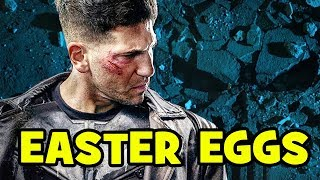 THE PUNISHER Teaser Trailer EASTER EGGS & Things You Missed