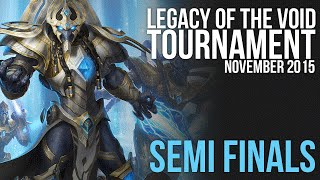 LOTV Tournament Semi Finals S1G1 Sponsored By G2A   JORD   Lootcrate