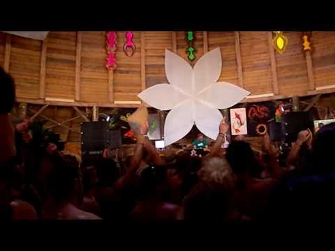 Carbon Based Lifeforms - Supersede live at O.Z.O.R.A. Festival 2013 (HD 720p) Chill Stage