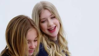 Download lagu Symphony cover by Jadyn Rylee and Violet Young MP3
