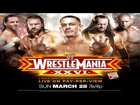 Wrestlemania 26 Theme Song #2