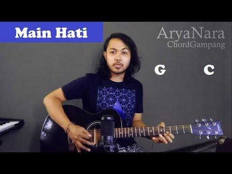 Chord Gampang (Main Hati - Andra And The backbone) by Arya Nara (Tutorial Gitar) Untuk Pemula