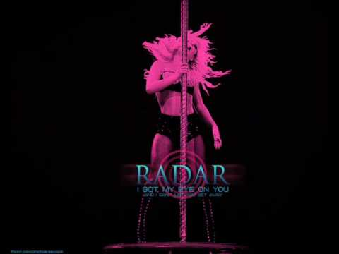 Britney Spears - Radar (Circus Tour Studio Version)