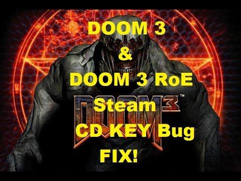 doom 3 cd key free