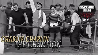 CHARLIE CHAPLIN - The Champion (1915 HD)   Best Charlie Chaplin Comedy Videos   Silent Movie