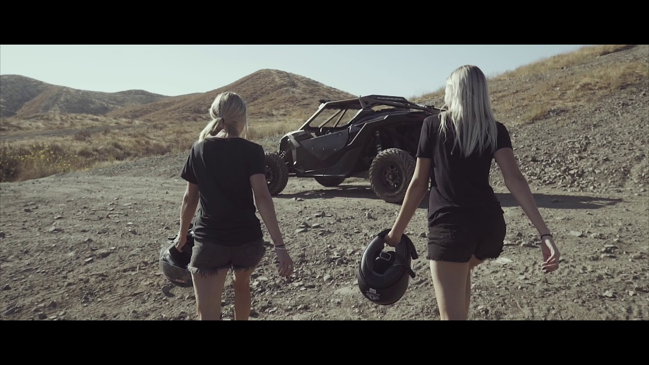 Fuel UTV | Anza Beadlock with Lindsey Bowyer and her UTV Wolfpack Can-Am build