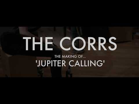 The Corrs - The Making of 'Jupiter Calling' - part 1