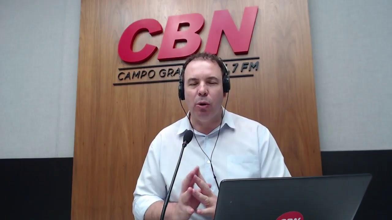 CBN Campo Grande (16/09/2020): com Ginez Cesar